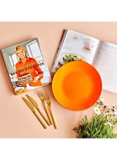 Bella Maison Allure Çukur Tabak 21 cm 6lı (Turuncu) Oranj